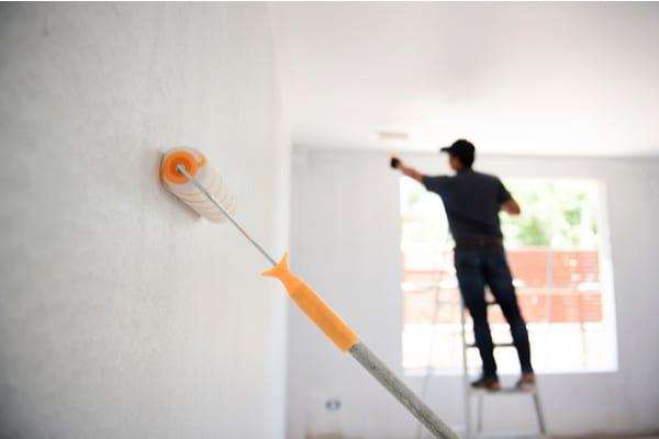 Dags att måla om huset